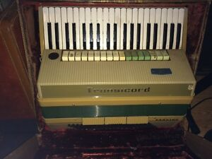 Farfisa Transicord Accordion
