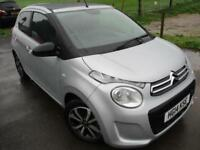 2014 CITROEN C1 AIRSCAPE FLAIR FULL ELECTRIC ROOF HATCHBACK PETROL