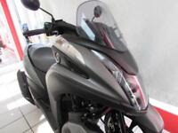 YAMAHA MW125 TRICITY 125cc AUTOMATIC 3 WHEEL SCOOTER. GREY, WHITE OR BLUE...