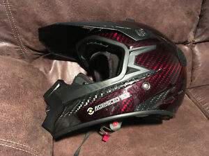 Ski doo XL full carbon helmet