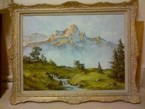 Piet Van Wyngaerdt Oil Painting Kitchener / Waterloo Kitchener Area image 9