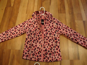 Spring and Fall Jacket Girls Size 5 Nevada