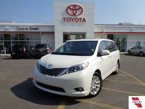 2016 Toyota Sienna XLE V6 AWD NAVIGATION EXCELLENT CONDITION