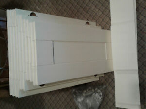 Shaker Cabinet doors and Hinges