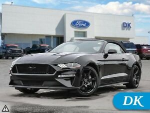 2018 Ford Mustang GT Premium Convertible **Qualifies For New Inc