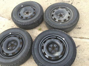 * Like New GoodYear Eagle **  195/65R15 Strathcona County Edmonton Area image 1