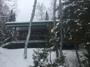 Muskoka Winterized Waterfront Cottage for Rent