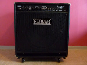 Fender Rumble 150 150-Watt 1x15-Inch Bass Combo Amp - NEGO