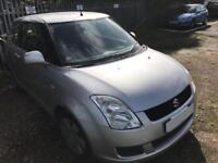 Suzuki Swift GL 3dr PETROL MANUAL 2008/08