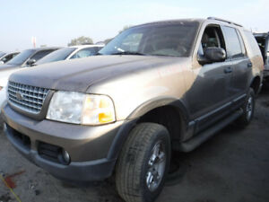 03 FORD EXPLORER @ KENNY HAMILTON
