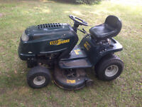 "Yardworks riding mower hydrostatic 42"" !!"