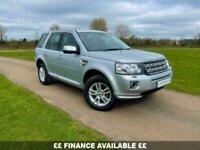 2012 Land Rover Freelander 2 2.2 TD4 XS 5d 150 BHP (FREE 2 YEAR WARRANTY) Estate