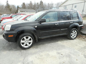 2006 Nissan X-trail LE SUV, Crossover