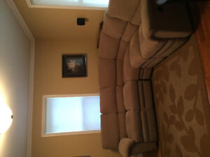 La-Z-Boy sectional couch for sale