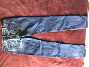 Silver Suki mid super skinny - size 32 waist 31 length