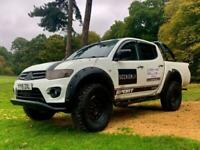 2015 Mitsubishi L200 Seeker Sport Double Cab DI-D Challenger 4WD with over 5k s