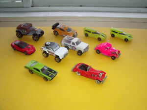 10 assorted Hot Wheel's West Island Greater Montréal image 1