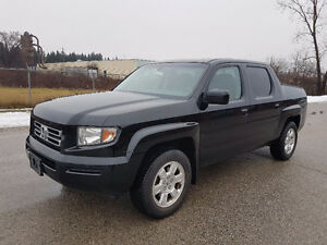 2008 Honda Ridgeline EX-L / SAFETY / E-TEST / NO ACCIDENTS