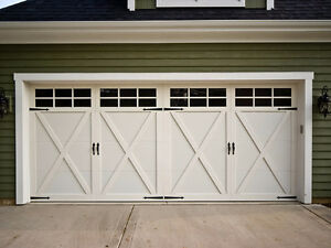 Garage doors - Financing available! Residential & commercial Strathcona County Edmonton Area image 6