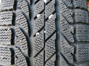 Snow Tires and Rims From 2012 Kia Rondo, 205 65 R15