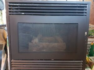 Gas Fireplace - Lennox GFP(1,2)-4