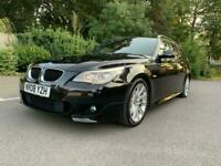 2008 BMW 5 Series 2.0 520d M Sport Business Edition Touring 5dr