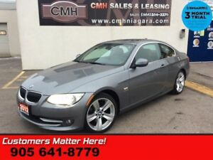 2012 BMW 3 Series 328i xDrive  TECH+PREM-PKGS NEW-TIRES NAV ROOF