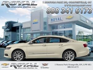 2014 Chevrolet Impala 2LZ  - Sunroof -  Leather Seats -  Bluetoo