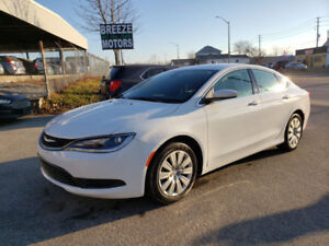 2016 Chrysler 200 LX / Auto Trans. / Only 41 km / Very Clean