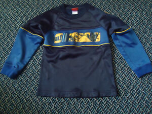 Boys Size 4 Race Car Driver Mickey Mouse Long Sleeve by Disney