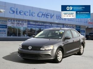 2017 VOLKSWAGEN JETTA Trendline w/Heated Seats, Bluetooth and mu