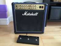 Marshall 6101 30th anniversary special edition combo amp