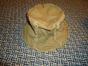 Olive Green Bucket Hat Size 2-4 Years
