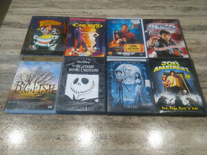 Various Collector Dvds and  Box Sets