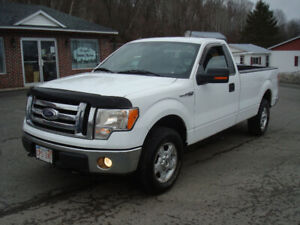 2011 Ford F-150 XLT Reg Cab Long Box - 5.0L V8 4x4 - New MVI