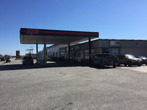 GAS STATION FOR SALE WITH 3 LONG TERM TENANTS GREAT INVESTMENT O