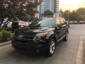 2015 Ford Explorer Limited for sale