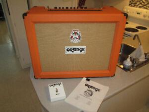 Orange Rockerverb 50 MKI (Échange Possible)