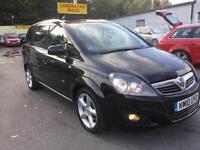 Vauxhall Zafira 1.9CDTi 16v ( 150ps ) ( Exterior pk ) 2010MY SRi