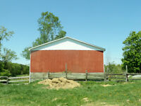 Fence Installation & Barn Repairs