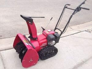 Honda hs622 snowblower trade for bigger honda+cash