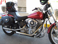 Harley FXST