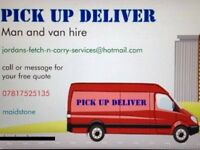 Removals - Transport - Man and van - House clearance - Office clearance
