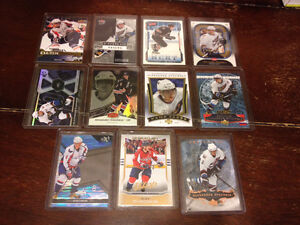 Alex Ovechkin Hockey Card Lot (11 cards) - Washington Capitals