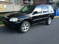 2005 Mazda Tribute All wheel drive SUV, Crossover