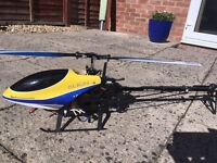 Align Trex 450 DFC RC helicopter