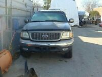 2001 Ford Expedition  eddie bauer SUV, Crossover