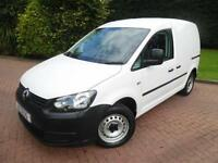 2013 Volkswagen Caddy C20 STARTLINE 1.6TDI 102PS SWB WITH AIR/CON AND ELEC/PACK