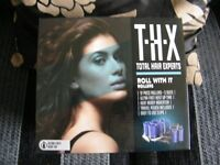 THX - Total Hair Experts Roll with It Rollers New In Box Unused