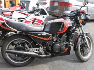 Yamaha RD 350 LC 1982 d'origine